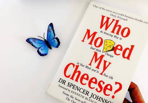 Review cuốn sách: Ai lấy miếng pho mát của tôi