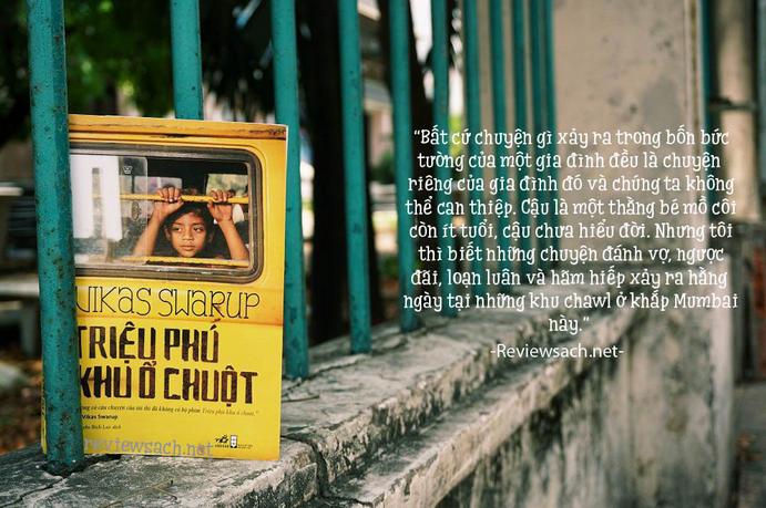 Triệu Phú Khu Ổ Chuột – cuốn sách dành cho những người đang mất niềm tin