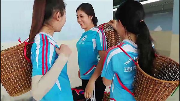 Sinh viên có thể công tác tại Sở và Phòng Văn hóa - Thể thao - Du lịch