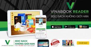 Ứng dụng đọc truyện ngôn tình Vinabook Reader